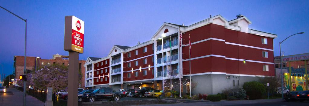Best Western Plus City Center - Spokane - Building