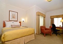 Best Western De Anza Inn - Monterey - Bedroom