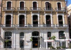 Hotel Lauria - Tarragona - Building