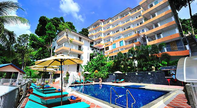 Blue Ocean Beach Resort - Patong - Building