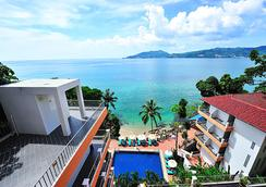 Blue Ocean Beach Resort - Patong - Outdoor view