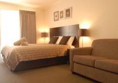 Tea House Motor Inn - Bendigo - Bedroom