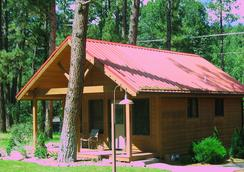 Shadow Mountain Lodge And Cabins - Ruidoso - Bedroom
