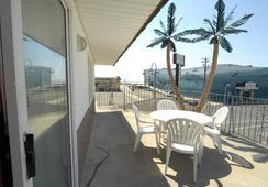 Ocean Sands Motel - Wildwood - Balcony