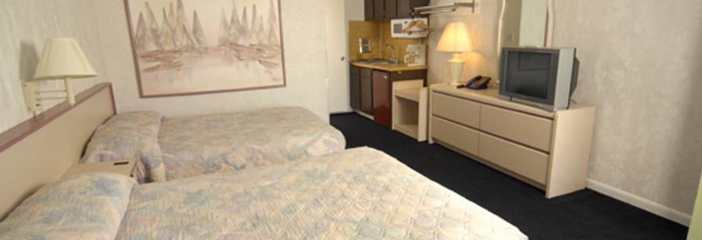 Ocean Sands Motel - Wildwood - Bedroom