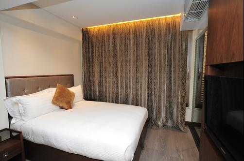Shalom Serviced Apartments - Soho Central - Hong Kong - Bedroom