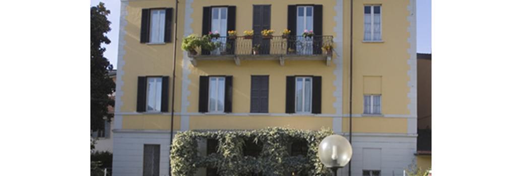 Hotel Villa Aurora - Verbania - Building