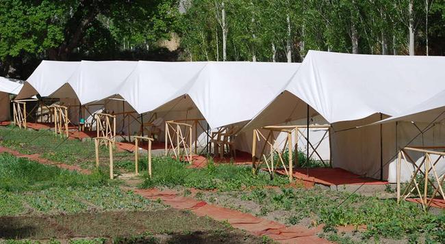 Mystique Meadows Camp - Leh - Building