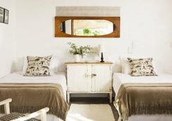 Stone Cottage Self-Catering Apartments - Plettenberg Bay - Bedroom