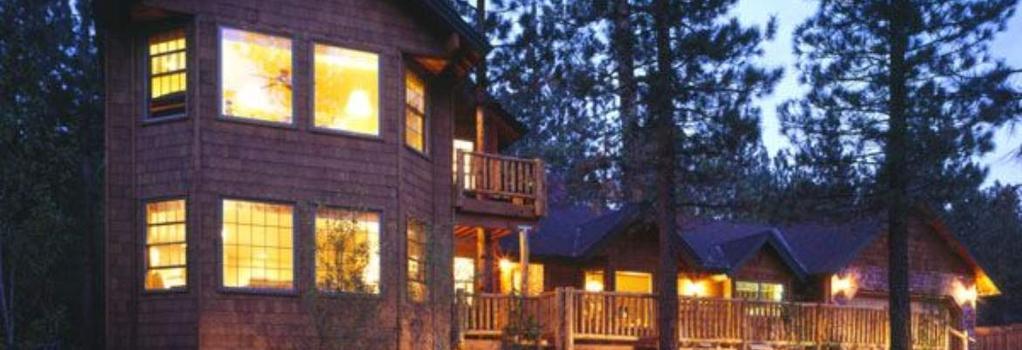 Alpenhorn Bed And Breakfast Inn - Big Bear Lake - Building