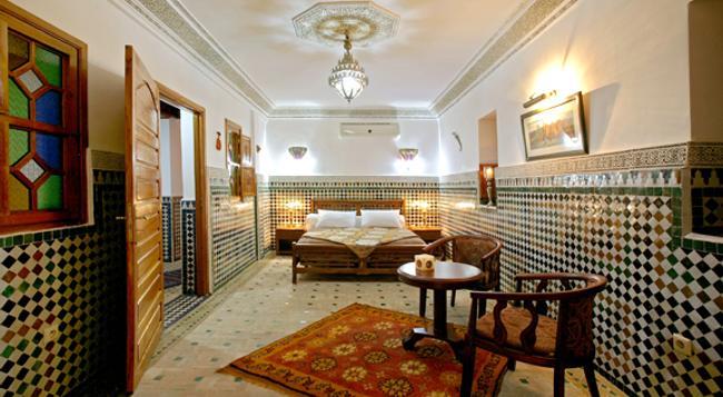 Riad Le Marocain - Marrakesh - Bedroom