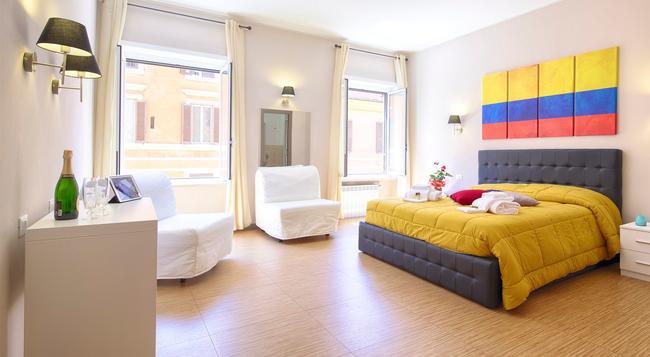 Porta Pia Rooms - Rome - Bedroom