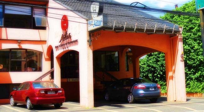 Hotel Aitue - Temuco - Building