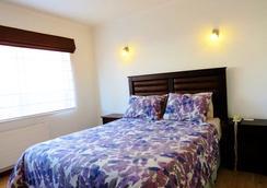 Aitue Hotel - Temuco - Bedroom