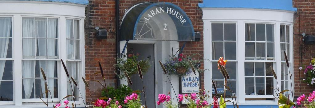 Aaran Guesthouse - Weymouth - Building