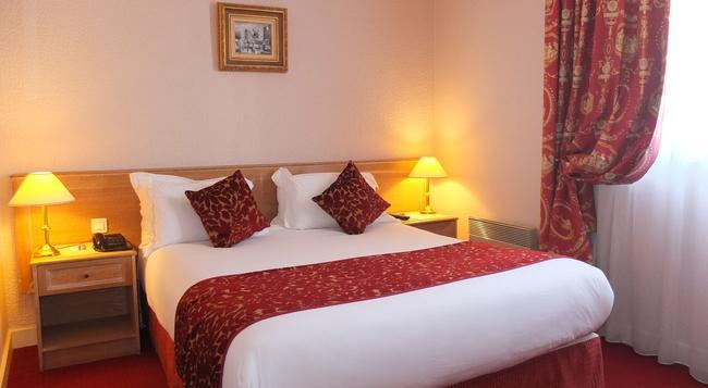 Hôtel Meditel - Paris - Bedroom