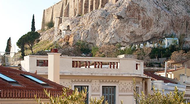Ava Hotel & Suites - Athens - Building