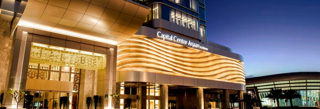 Capital Centre Arjaan by Rotana - Abu Dhabi - Building