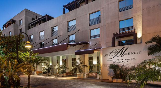 JW Marriott Santa Monica Le Merigot - Santa Monica - Building