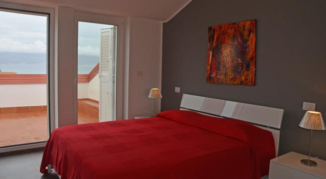 Residence Thalassa - Reggio Calabria - Bedroom