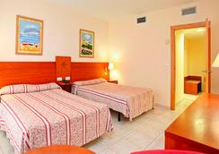 Peñíscola Plaza Suites - Peniscola - Bedroom