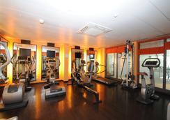 Hôtel Bristol & Spa - Montreux - Gym