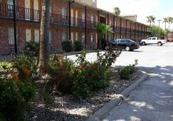 Texas Inn - Brownsville - Location