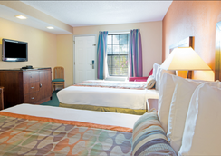Hospitality Inn - Jacksonville - Bedroom