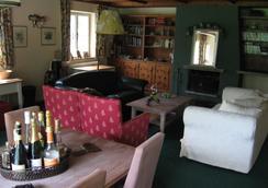 Landhaus Angerhof - Bad Hofgastein - Living room