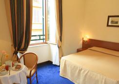 Hotel Stella - Rome - Bedroom