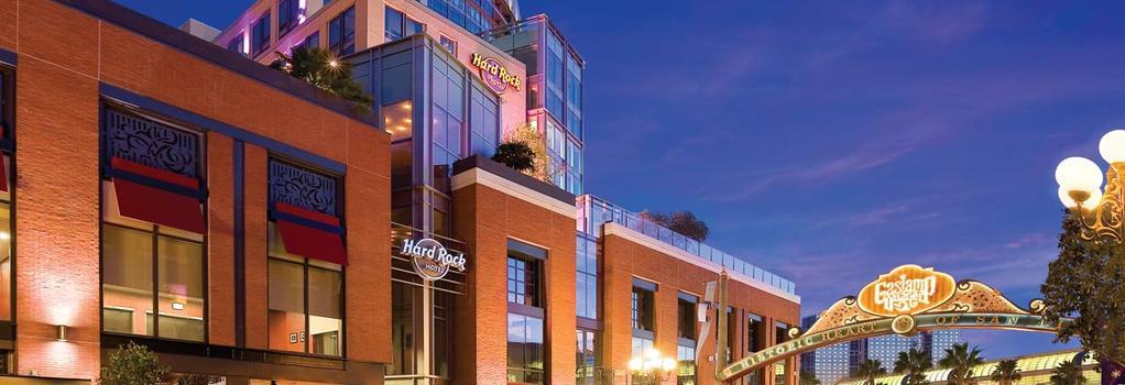 Hard Rock Hotel San Diego - San Diego - Building