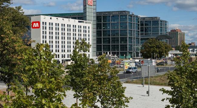 Meininger Hotel Berlin Central Station - Berlin - Building