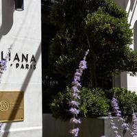 Hotel Juliana Paris Hotel Front