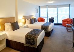 Pegasus Apart-Hotel - Melbourne - Bedroom