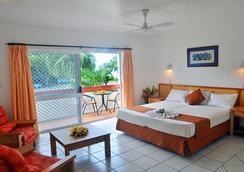 Bedarra Beach Inn - Coral Coast - Bedroom