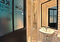 Arty Paris by Hiphophostels - Paris - Bathroom