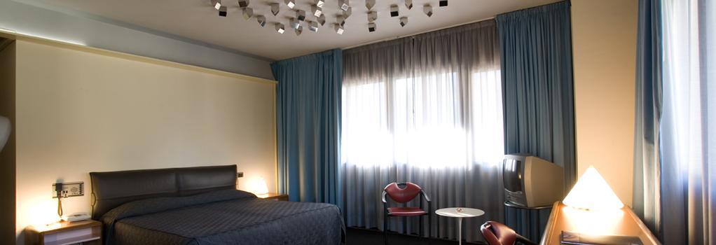 Albornoz Palace Hotel Spoleto - Spoleto - Building
