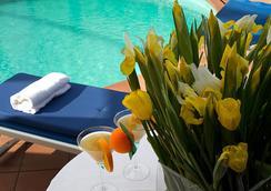 Albornoz Palace Hotel Spoleto - Spoleto - Pool