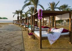 Leonardo Club Hotel Dead Sea - Ein Bokek - Beach
