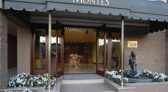Villa Montes Hotel, an Ascend Hotel Collection Member - San Bruno - Building