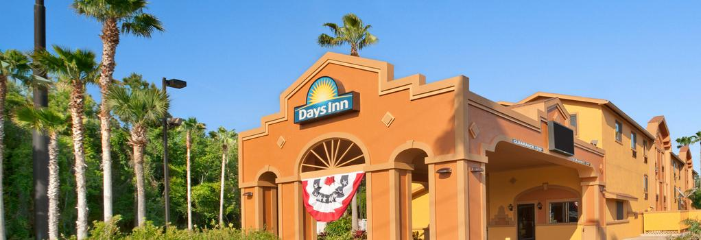 Days Inn Orange Park/Jacksonville - Orange Park - Building