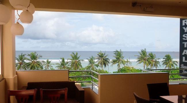 Crystal Beach Inn - Hulhumale - Restaurant