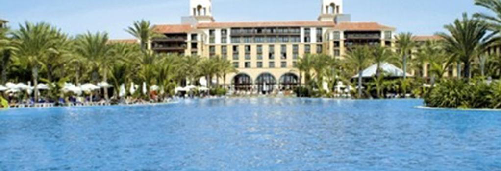Lopesan Costa Meloneras Resort, Corallium Spa & Casino - San Bartolome de Tirajana - Building