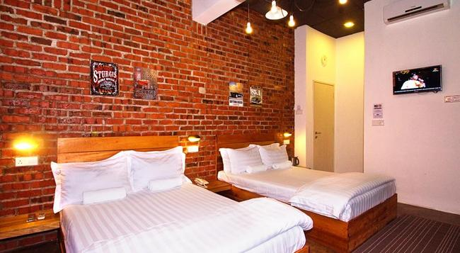 ramarama Designer Boutique Hotel - Malacca - Bedroom