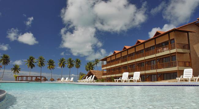 Salinas de Maceió Beach Resort - Maceió - Pool