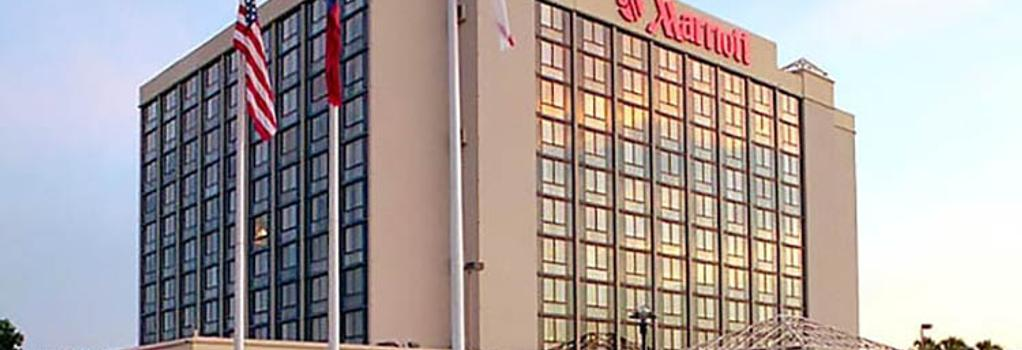 Houston Marriott South at Hobby Airport - Houston - Building