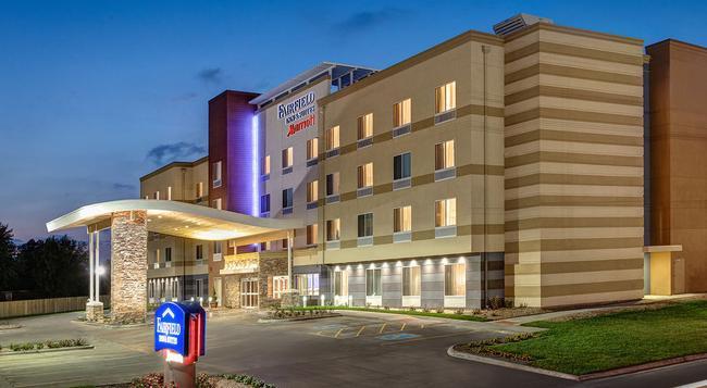 Fairfield Inn and Suites by Marriott Los Angeles LAX El Segundo - El Segundo - Building