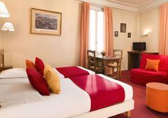 Hôtel Londres Saint-Honoré - Paris - Bedroom