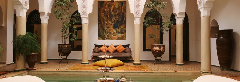 Riad Andalouse - Marrakesh - Lobby