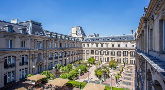Crowne Plaza Paris-Republique - Paris - Building